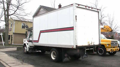 Storage Container For Sale - Aluminum Box Truck Cargo Shipping Box - in NJ
