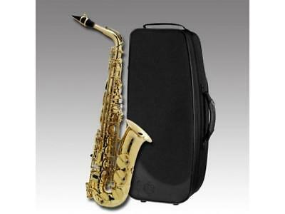 Axos Seles By Selmer Sax Saxophon Hoch Altistin Professional Lackiert Gold In M