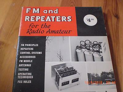 TB FM and REPEATERS for the RADIO AMATEUR in/auf Englisch von 1972