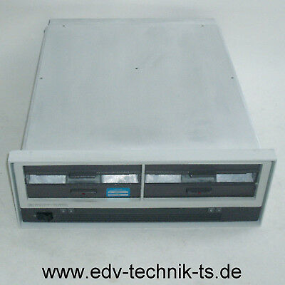 "HP-9895A  Floppy-Unit / Diskettenstation 2 x 8"" Laufwerke, HP-IB, Top Zustand!"