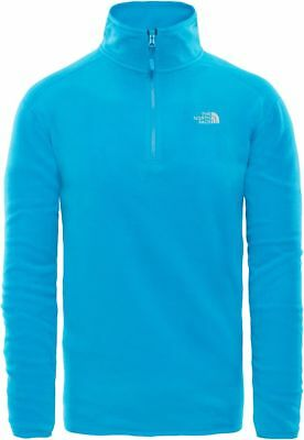 d09f6e74f2 THE NORTH FACE TNF 100 Glacier 1/4 Zip T92UARNXS Polaire Pull-Over pour