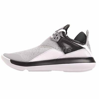 the best attitude 07f20 e9705 Nike Jordan Fly 89 BG Basketball Kids Youth Shoes Grey Air AA4039-013