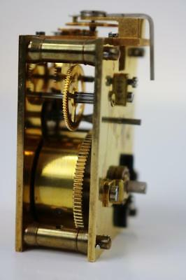 MINIATURE CARRIAGE CLOCK MOVEMENT good working order ENGLISH