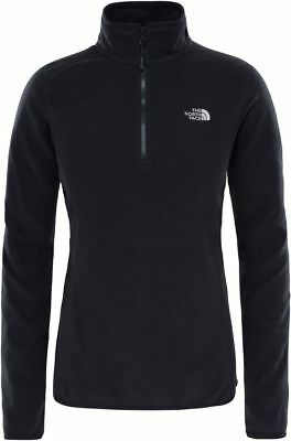 THE NORTH FACE TNF 100 Glacier 1/4 Zip T92UAVJK3 Polaire Pull-Over pour Femmes