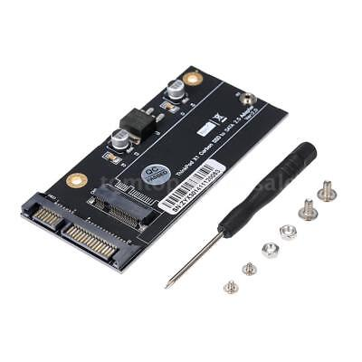 """20+6 Pin SSD to SATA 2.5"""" Adapter Card Converter for Lenovo Thinkpad X1 Carbon"""
