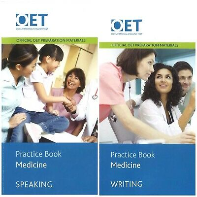 OET Writing and Speaking for Medicine ...2 for 1.. Valid for OET 2.0.. PDF