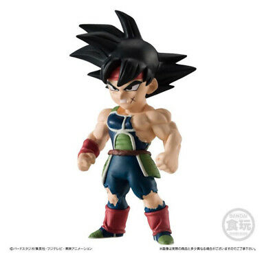 Bandai Dragon Ball Z Super Adverge Part 7 Mini Figure Bardock