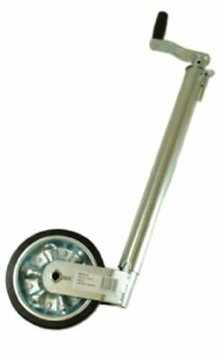 9741 Heavy Duty Smooth Jockey Wheel Without Clamp, 48 Mm