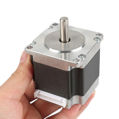Stepper Motor Nema 23 1.8°4-wires 3A 0.8/1.2/1.8Nm 2-Phases CNC Bipolar 1KHz WI1