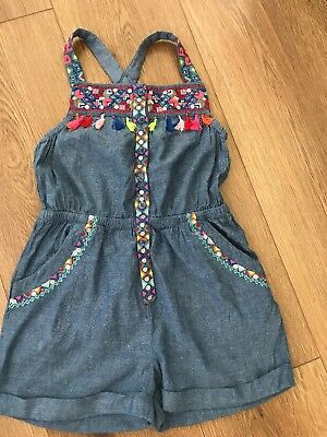 Monsoon Playsuit Aged 6 Years