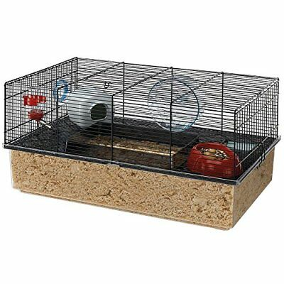 Favola Hamster/ Mouse Cage 57901470 Black