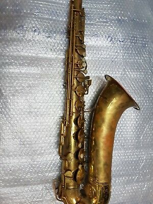 1925 PAN AMERICAN by CONN TENOR SAX / SAXOPHONE - made in USA
