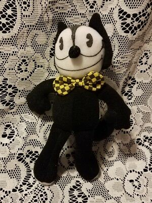 "VTG 6"" Applause Felix the Cat 1988 Plush Stuffed Toy"