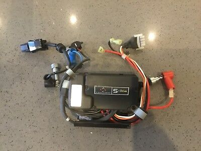 Mobility Scooter Spare Part - Pride GoGo - Controller (D50404.03)