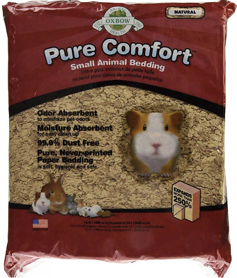 Petlife Oxbow Pure Comfort Bedding Natural Beige 16.4ltr - for all small pets