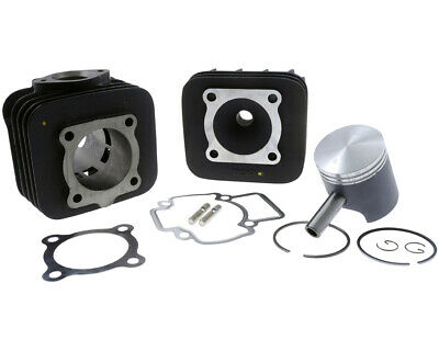 Zylinderkit Top Performances Black Trophy 70cc Piaggio AC 9931250 ICE TPH NRG
