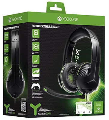 Xbox One-Thrustmaster Y-300X Gaming Wired Headset (Xbox One) NUEVO