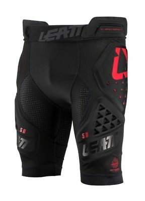 New Leatt 5.0 Impact Shorts Motocross Enduro Downhill BMX M L XL XXL