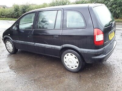 Vauxhall Zafira 1.6, 7 Seater,2004,one Owner From New,all Starts And Drives Well