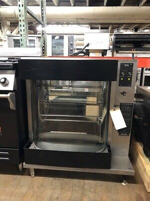 Rotisserie Oven Electric