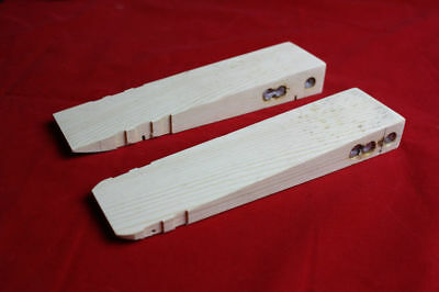 Pinewood Derby Car Kit Fast Speed Ready to assemble BIG Wedge
