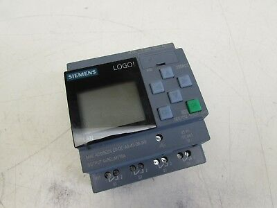 Siemens 6Ed1052-1Fb08-0Ba0 Logo! 230Rce Module Nice Used Takeout Make Offer !!