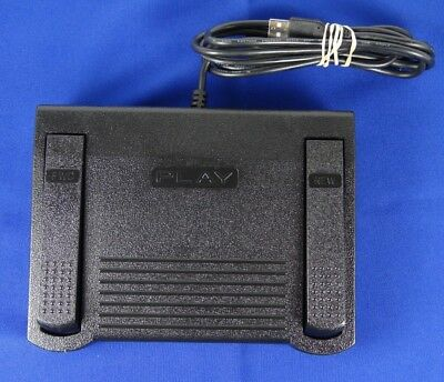Infinity IN-FTRUSB USB Foot Pedal for Transcription