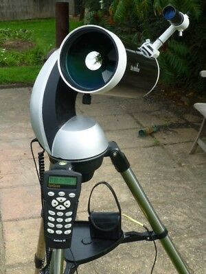 Sky Watcher Mak 127 Telescope with GoTo Mount, Hand Controller and accessories.