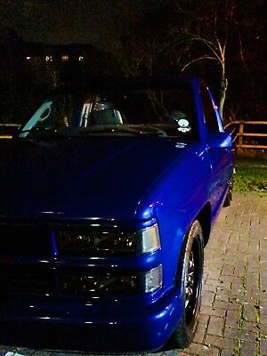 American Chevrolet C1500 Pick Up Truck 97'          May Swap