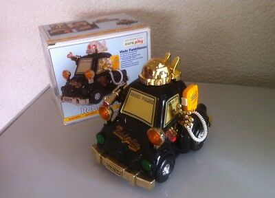 Robot Police Car by Kuang Wu Toys / No. KW 2272