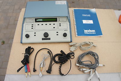 🍀 ‡ RARELY USED ‡ Madsen Midimate 622 Clinical Diagnostic Audiometer w SOFTWARE