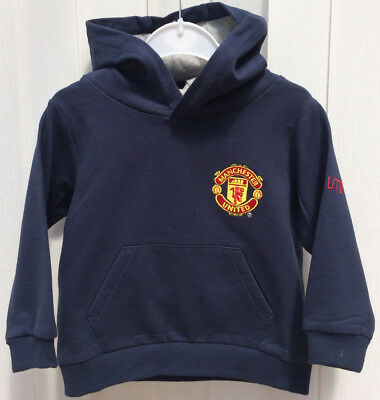 Manchester United FC MUFC Hoodie Age 9-12 Months
