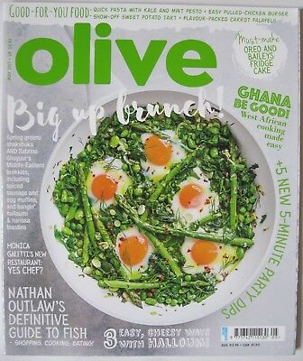 Olive Magazine May 2017  - Big Up Brunch Issue