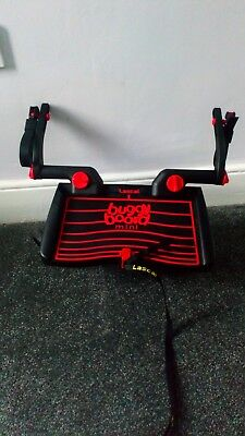 Lascal Mini Buggy Board - 3D Red