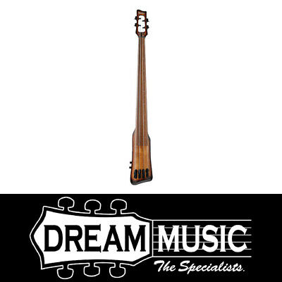 Ibanez UB804 MOB Fretless Standing Bass with Stand 2018 SAVE $400 off RRP$1999