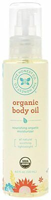 The Honest Company Organic Body Oil - 4 oz - FREE SHIPPING