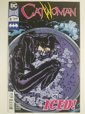 Catwoman #3 NM First Print