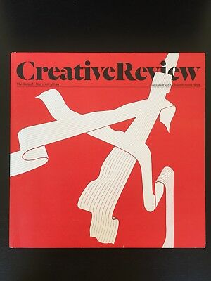 CREATIVE REVIEW May 2016 Thema: The Annual / The Social Issue