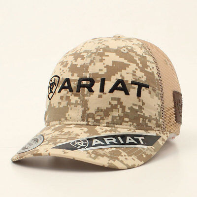 d8d2ff81342fd ARIAT MEN S DIGITAL Camo Snapback Ball Cap 15094156 -  25.00