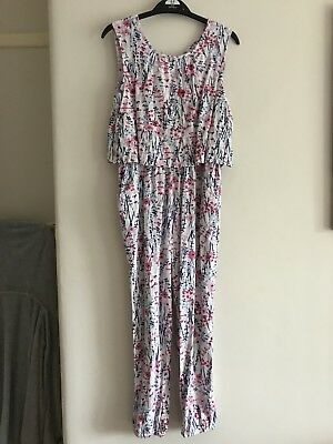 Girls Jump Suit Age 8/9yrs Immaculate