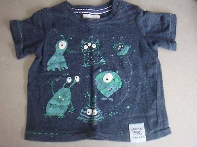 Pumpkin Patch Baby Boys  Top Size 0
