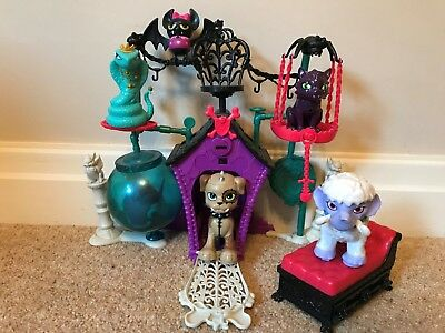 Monster High Secret Creepers Creatures Set