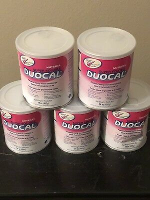 5 Cans Duocal/Dent Or scuff/Make Offer/Free Ship