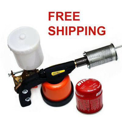 VAROMOR SMOKE CANNON Vaporiser Evaporator Treatment Bee Varroa Mites