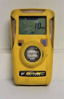 BW Gas Clip Monitor BWC2-H H2S