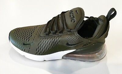Nike Air Max 270 Men Running Athletic Shoes Sneaker Trainers 2018 P Green