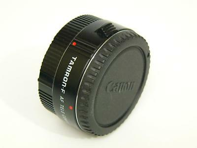 Tamron-F AF 1.4x Tele Converter Lens for Canon EF Fit Digital EOS Full Frame
