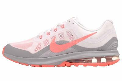 reputable site 84ce0 562b7 NIKE WMNS AIR Max Dynasty 2 Running Womens Shoes White Lava Glow 852445-106