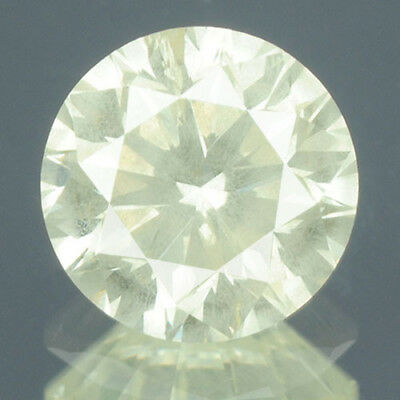 0.61 cts. CERTIFIED Round Brilliant White-J Color Loose Natural Diamond 10983