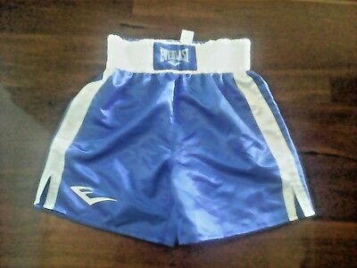 Everlast Blue Boxing Shorts Brand New With Tag Size Xl